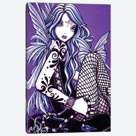 Misha Canvas Print #MYJ50} by Myka Jelina Canvas Artwork