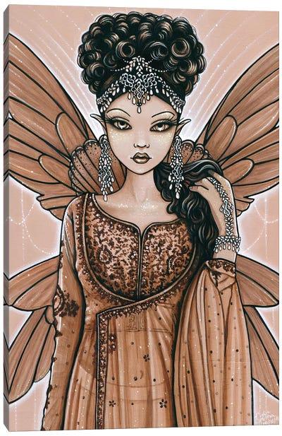 Reina Canvas Art Print