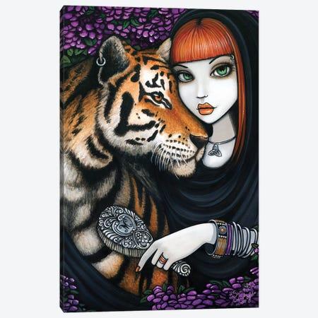 Sam Lilah Canvas Print #MYJ62} by Myka Jelina Canvas Print
