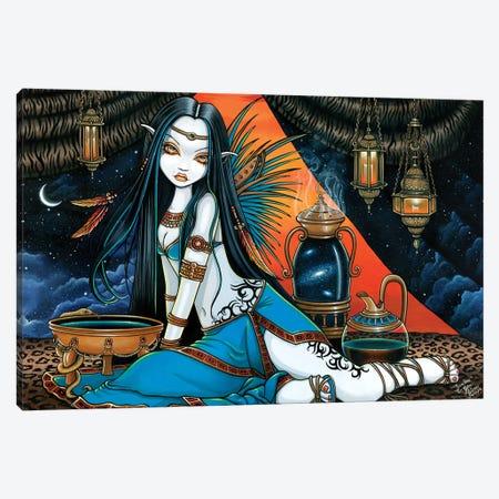 Santha Canvas Print #MYJ63} by Myka Jelina Canvas Art Print