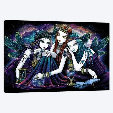 Seraphina Canvas Print #MYJ66} by Myka Jelina Canvas Artwork