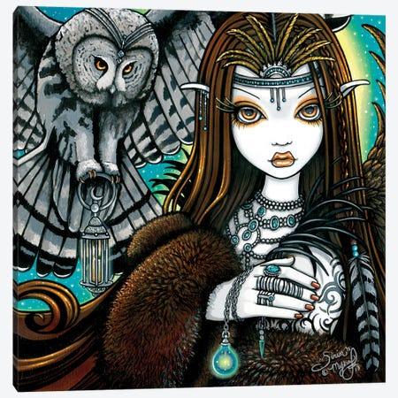 Sirin Canvas Print #MYJ68} by Myka Jelina Art Print