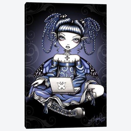 Stacy Canvas Print #MYJ70} by Myka Jelina Canvas Artwork