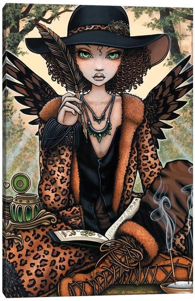 Willa Canvas Art Print
