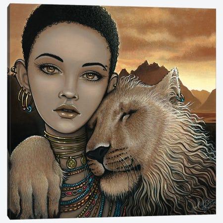 Zariel Akachi Canvas Print #MYJ90} by Myka Jelina Canvas Wall Art