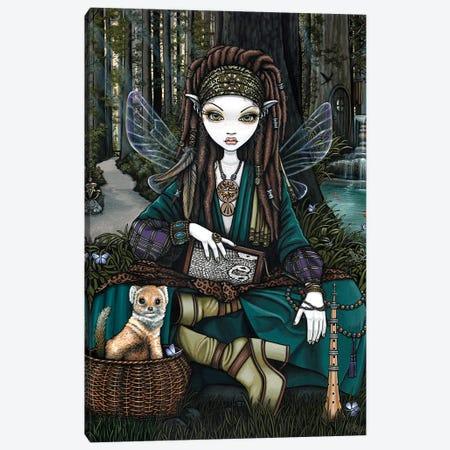 Zoti Canvas Print #MYJ91} by Myka Jelina Canvas Artwork