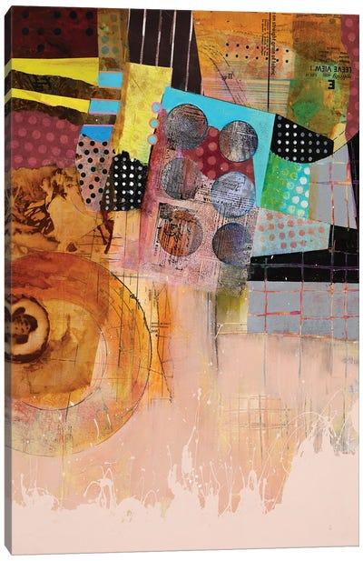 Entropy Ethics Canvas Art Print