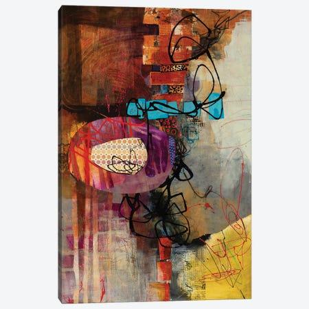Maelstrom Canvas Print #MYM45} by Mary Marley Canvas Art Print