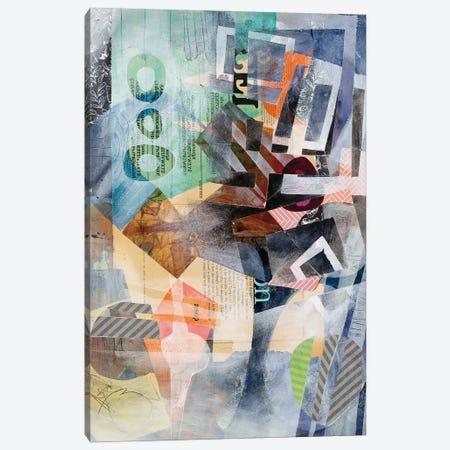 Ne Plus Ultra Canvas Print #MYM58} by Mary Marley Canvas Art Print