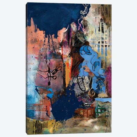 Take Wing Canvas Print #MYM70} by Mary Marley Canvas Print