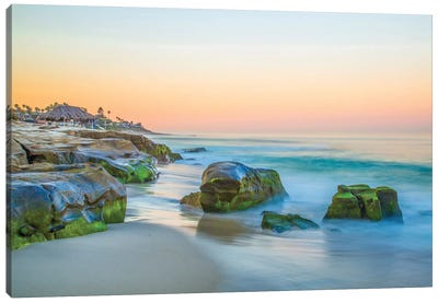Windansea Canvas Art Print