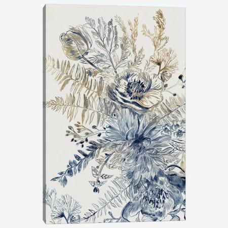 Royal Blue II Canvas Print #MYW8} by Maya Woods Canvas Print