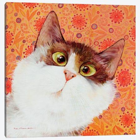 Oh! Canvas Print #MZR29} by Moozoriki Canvas Print