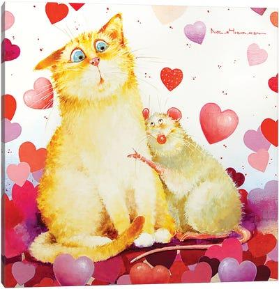 Limitless Love Canvas Art Print