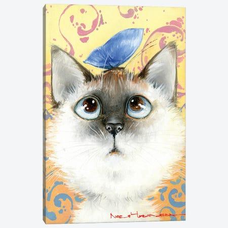 Beauty! Canvas Print #MZR3} by Moozoriki Canvas Print