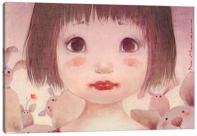 Sasha Canvas Art Print