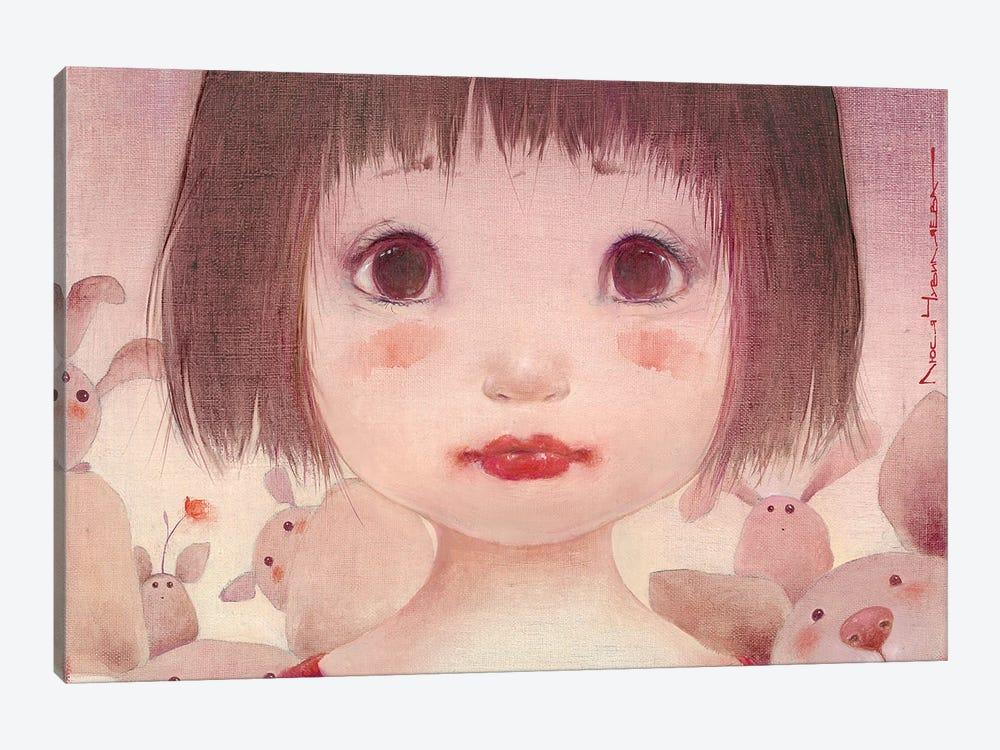 Sasha by Moozoriki 1-piece Art Print