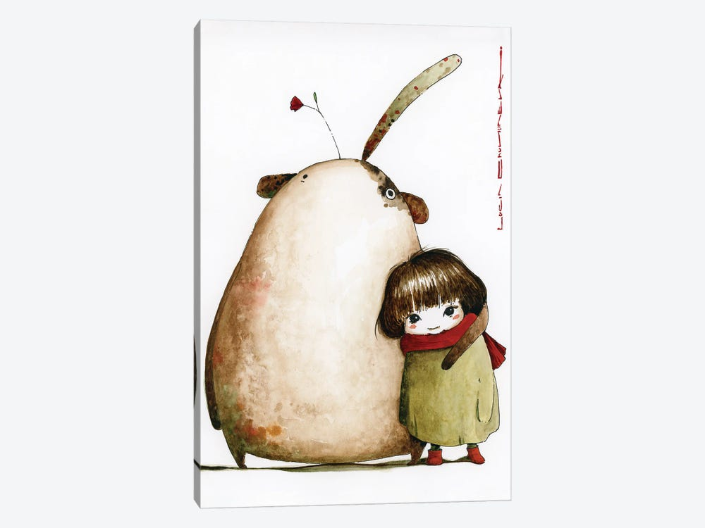 Sasha And Vilor From The Social Democratic Planet Of Marxei by Moozoriki 1-piece Art Print