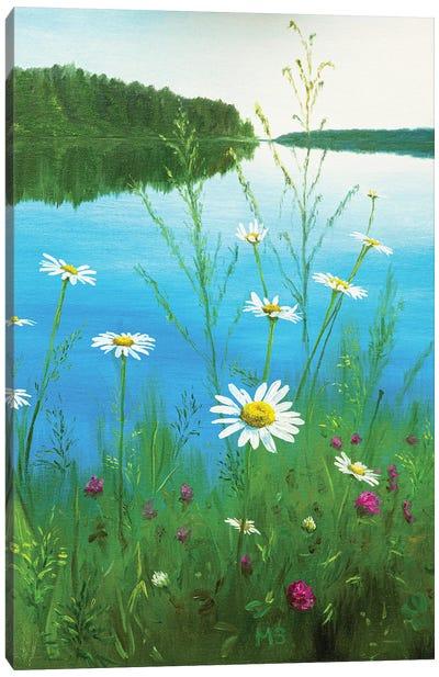 In Summer Canvas Art Print