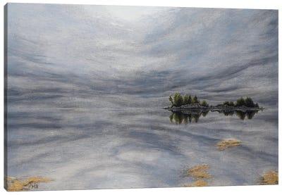 Island Of Hope Canvas Art Print