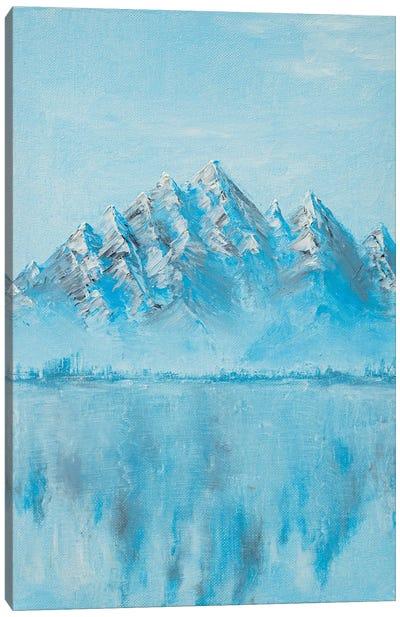 Mountain Freshness Canvas Art Print