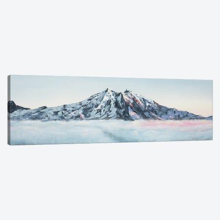 Above The Clouds Canvas Print #MZT1} by Marina Zotova Art Print