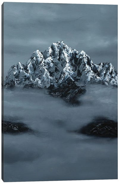 Above Canvas Art Print