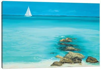 Dream Shore Canvas Art Print