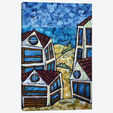 Santa Barbara Canvas Print #NAA122} by Nagui Achamallah Art Print