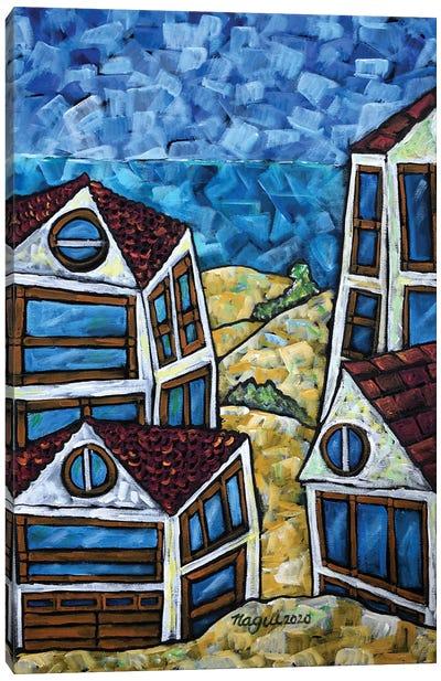 Santa Barbara Canvas Art Print