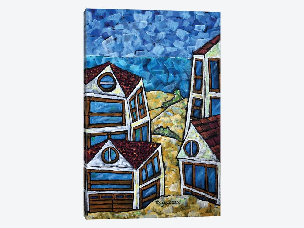 Santa Barbara by Nagui Achamallah 1-piece Canvas Art