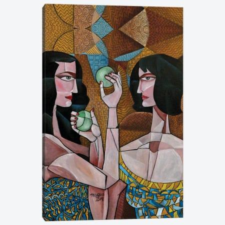 Ball Games Canvas Print #NAA1} by Nagui Achamallah Canvas Artwork
