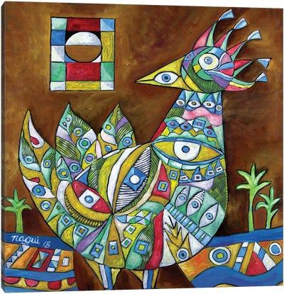 Dodo Bird Canvas Art Print