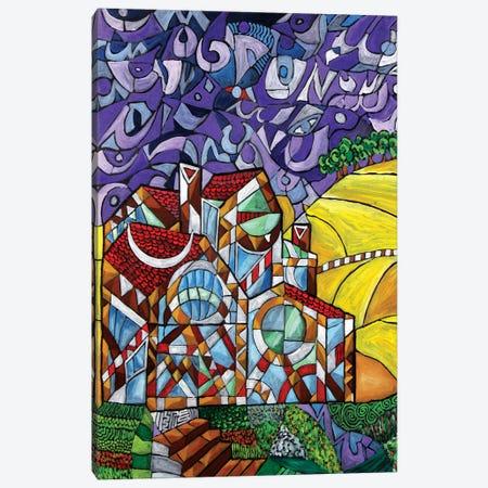 The Hills Of Ventura County Canvas Print #NAA60} by Nagui Achamallah Canvas Wall Art