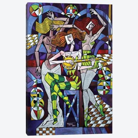 Fandango Canvas Print #NAA64} by Nagui Achamallah Canvas Print