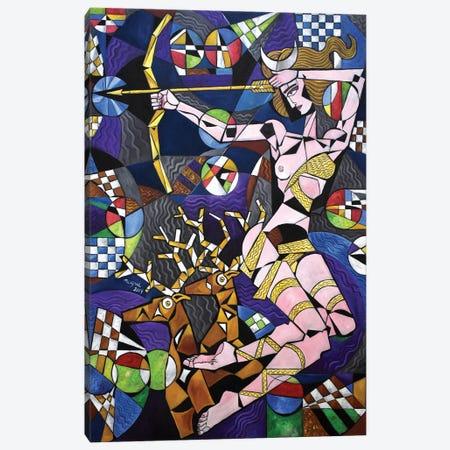 Diana Canvas Print #NAA68} by Nagui Achamallah Canvas Artwork