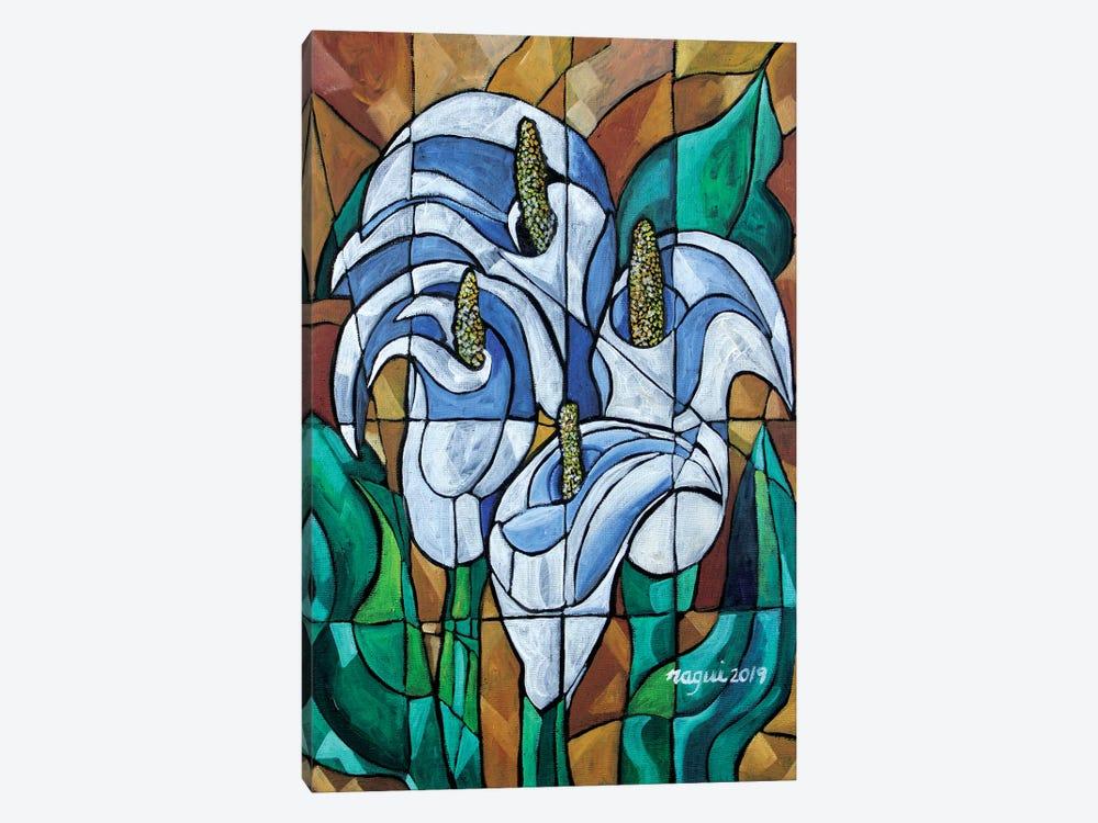 Cala Lily by Nagui Achamallah 1-piece Canvas Art