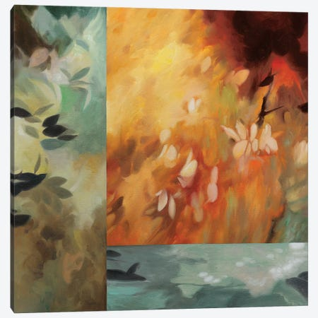Inspire II Canvas Print #NAC2} by Natalie Carter Canvas Wall Art
