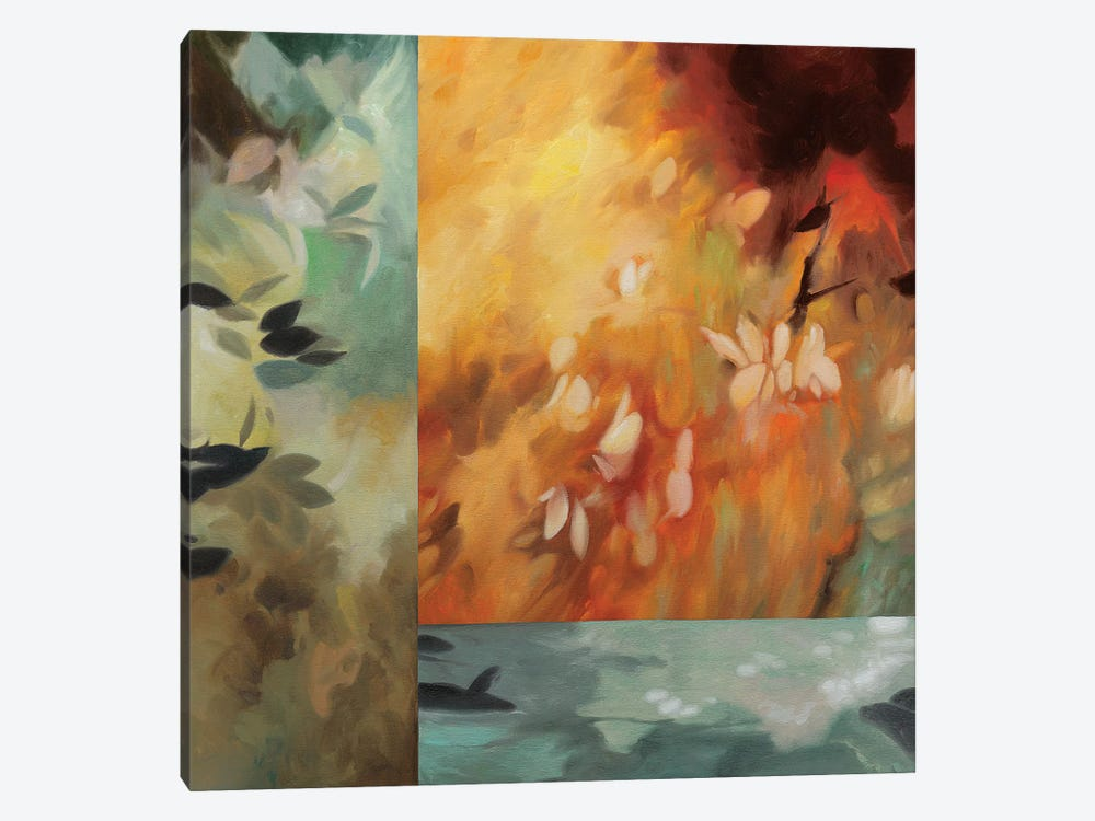 Inspire II by Natalie Carter 1-piece Canvas Art