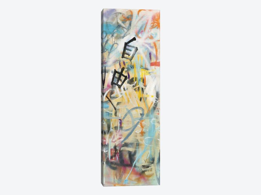 Graffiti Freedom Panel II by Danhui Nai 1-piece Canvas Wall Art