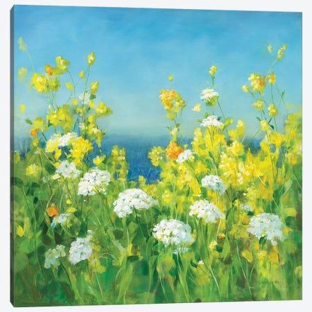 Golden Hour Canvas Print #NAI189} by Danhui Nai Canvas Art