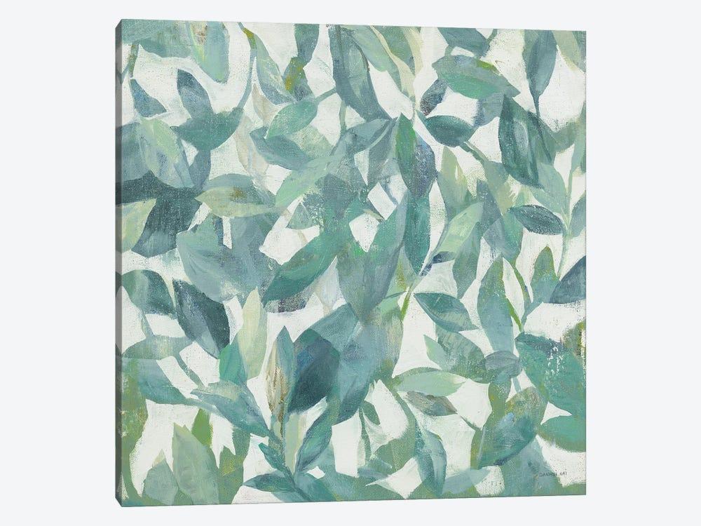 Summer Garden Greenery I Light by Danhui Nai 1-piece Canvas Wall Art