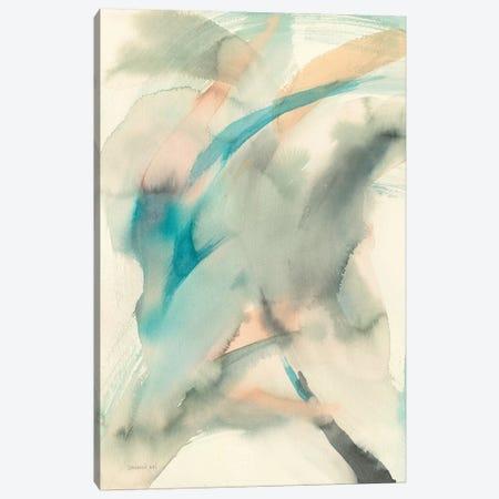 In Motion I Canvas Print #NAI24} by Danhui Nai Art Print