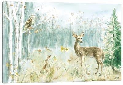 Meadows Edge I Canvas Art Print