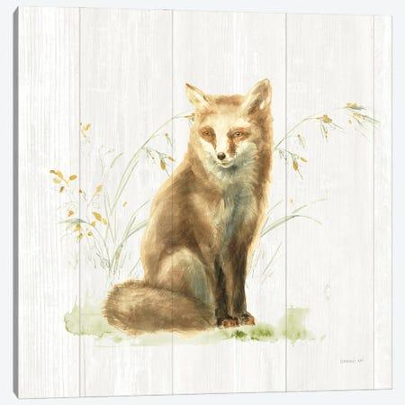 Meadows Edge IV on Wood Canvas Print #NAI263} by Danhui Nai Canvas Art Print