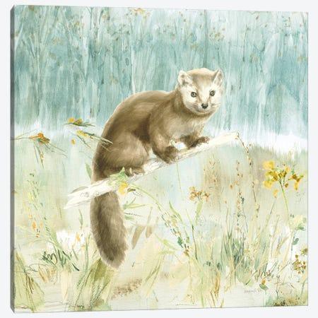 Meadows Edge V Canvas Print #NAI264} by Danhui Nai Canvas Artwork