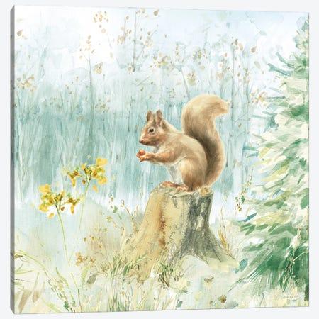 Meadows Edge VI Canvas Print #NAI266} by Danhui Nai Canvas Artwork