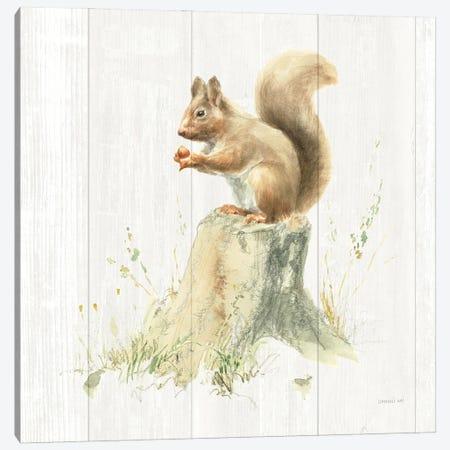Meadows Edge VI on Wood Canvas Print #NAI267} by Danhui Nai Canvas Wall Art