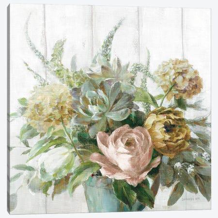 Natural Elegance Fall Crop Canvas Print #NAI272} by Danhui Nai Canvas Wall Art