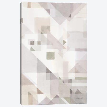 Try Angles IV Neutral Sage Canvas Print #NAI274} by Danhui Nai Canvas Print